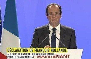 Un résultat sans ambigüité : les Français choisissent François HOLLANDE au premier tour dans La politique nationale Hollande-1er-tour-300x194