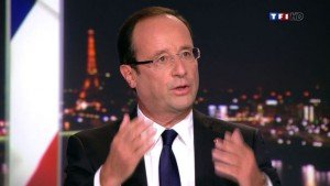 Le Président fixe le cap pour le redressement de la France dans La politique nationale 86236_france-s-president-hollande-seen-in-this-video-grab-from-french-private-tf1-television-speaks-during-a-prime-time-news-broadcast-at-their-studios-in-boulogne-billancourt-300x169