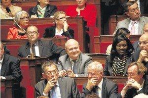 Le Groupe Socialiste, Républicain et Citoyen à l'Assemblée Nationale mobilisé pour le redressement industriel dans La politique nationale groupe-socialiste-ass.nat2012-lesechos.fr_-300x198