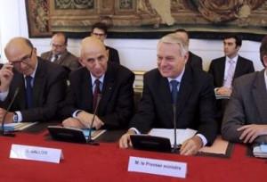 Novembre 2012, les Etats Unis confirme Obama et le Gouvernement Français prend des mesures historiques pour le redressement du pays ! dans La politique internationale m.ayrault-+-m.galois-300x204