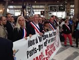 TGV Paris Arras