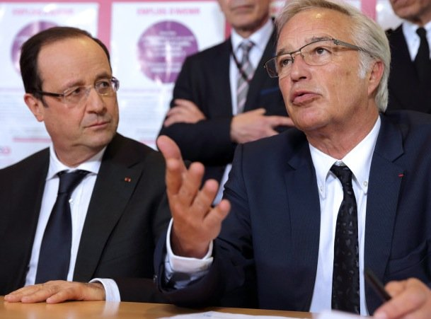FRANCE-POLITICS-GOVERNMENT-HOLLANDE