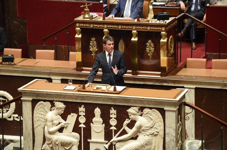 FRANCE-POLITICS-GOVERMENT-LABOUR-LAW