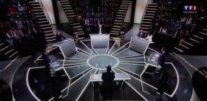 debat presidentiell 2017